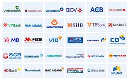 Hàng loạt ngân hàng có nợ xấu tăng trong quý 1/2020