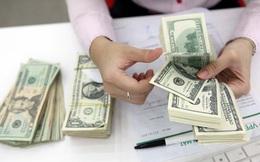 Giá USD ngân hàng bật tăng mạnh