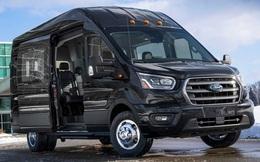 Trong cái khó có cái may: Hàng loạt xe Transit được hoán cải thành xe cứu thương giúp doanh số dòng xe transit của Ford tăng mạnh ở Trung Đông