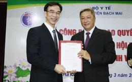 Bệnh viện Bạch Mai có tân Giám đốc