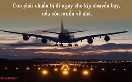 """Mẹ Việt """"giải cứu"""" con trai trước giờ nước Pháp đóng cửa: Con phải chuẩn bị đi ngay cho kịp chuyến bay, nếu còn muốn về nhà!"""