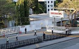 Honda đóng cửa nhà máy sản xuất ô tô ở Philippines