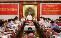 Ông Nguyễn Văn Bình: Thanh Hoá có điều kiện vươn lên, thực sự trở thành động lực có tác động lan toả cả nước