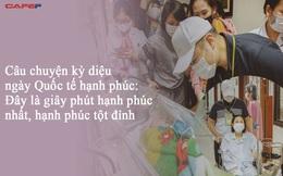 Câu chuyện ngày Quốc tế Hạnh phúc: Thai phụ 37 tuần bị ung thư máu vượt cạn thành công nhờ hơn 200 người hiến máu, cuộc sống và tình người thật kỳ diệu biết bao
