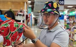 Nón chống dịch COVID-19 hút khách, hệ thống Saigon Co.op cung ứng đến 10.000 – 20.000 sản phẩm/tuần, giá 79.000 - 139.000 đồng/cái