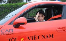 Doanh nhân Nguyễn Quốc Cường quyên góp 1 tỷ đồng chống dịch, cổ phiếu QCGL tăng trần 15 phiên