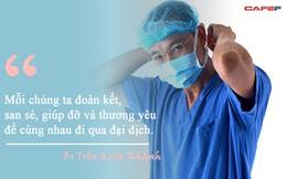 Bác sĩ BV Việt Đức: Chúng ta cần làm gì khi phát sinh vấn đề sức khoẻ trong mùa dịch?