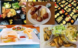 """Những suất ăn """"ngon hơn cơm nhà"""" trong các khu cách ly Covid-19 ở khắp nơi trên thế giới: Đẹp mắt, đủ dinh dưỡng, đảm bảo tăng sức đề kháng"""