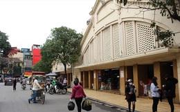 Hàng trăm tiểu thương chợ Đồng Xuân xin miễn, giảm tiền thuê ki ốt vì dịch