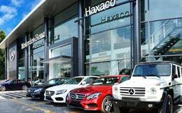 Haxaco bán 2.500 xe Mercedes trong năm 2019, lãi ròng bình quân chỉ hơn 20 triệu đồng mỗi chiếc