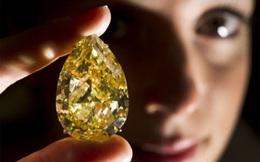 Bạn biết gì về thứ kim cương có độ quý hiếm gấp 10.000 lần kim cương trắng thông thường?