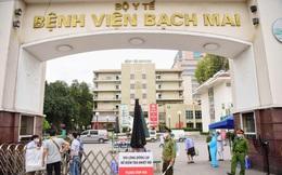 Bệnh viện Bạch Mai không thể dừng tiếp nhận, cứu người
