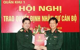 Điều động Phó Tham mưu trưởng Quân khu 1 về Bộ Tổng Tham mưu