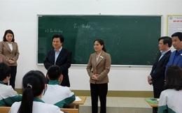 Thứ trưởng Bộ GD-ĐT: Không được để dù một học sinh bị lây nhiễm từ trường học