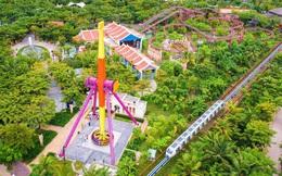 Tại sao Sungroup tạm dừng hoạt động công viên giải trí lớn nhất miền Trung?