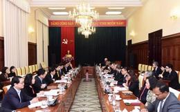 Các doanh nghiệp Mỹ muốn tăng đầu tư vào lĩnh vực ngân hàng, tài chính Việt Nam