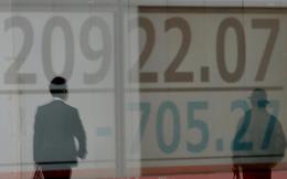 Làn sóng bán tháo lan sang thị trường cổ phiếu châu Á