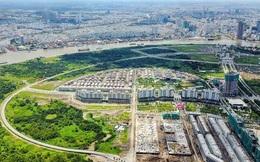 Tiếp tục đấu giá 5 khu đất tại Thủ Thiêm