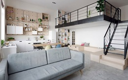 """Hai điểm """"tử huyệt"""" của căn hộ 25m2 cả doanh nghiệp BĐS và người mua nhà cần đặc biệt chú ý"""