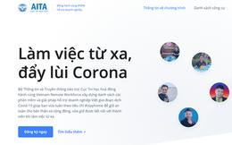 Bộ TT&TT ra mắt trang web hỗ trợ DN Việt trong giai đoạn dịch COVID-19