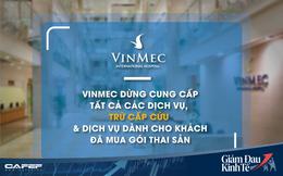 Vinmec dừng cung cấp toàn bộ các dịch vụ từ hôm nay đết 15/4, trừ cấp cứu và gói thai sản