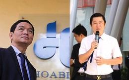Các CTCK ra thông báo bán giải chấp cổ phiếu của Chủ tịch Xây dựng Hoà Bình và Chủ tịch Đầu tư LDG
