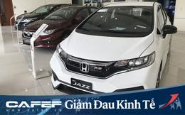 Honda Việt Nam tạm dừng hoạt động sản xuất từ 1/4/2020