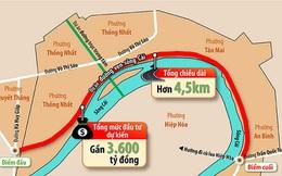 Hơn 7.000 tỷ đầu tư 2 dự án cầu đường ở Biên Hòa