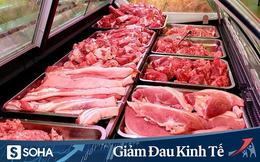 Giá thịt lợn cuối tuần tại siêu thị giảm mạnh tới 25% dù lợn hơi vẫn ở mức 80.000 đồng/kg