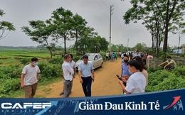 Hà Nội: Nghiêm cấm tụ tập mua bán đất tại xã Đồng Trúc, Thạch Thất chống dịch Covid-19