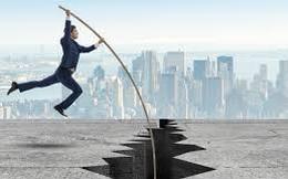 Nhóm cổ phiếu chứng khoán khuấy động thị trường, VnIndex giảm hơn 3 điểm cuối phiên