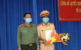 Tây Ninh: Công bố Quyết định của Bộ Trưởng Bộ Công an về việc bổ nhiệm cán bộ