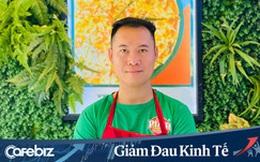 CEO chuỗi pizza Việt sáng tạo 'burger corona' lên báo ngoại: Trả 4 cửa hàng, đưa 3 cái vào chế độ 'ngủ đông', duy trì 5 điểm bán online và lập 3 nhóm hành động cầm cự mùa dịch!