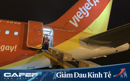 Vietjet đang khai thác 10 chuyến bay chở hàng hóa mỗi ngày, chuyên chở miễn phí vật tư, trang thiết bị y tế phòng chống dịch Covid-19