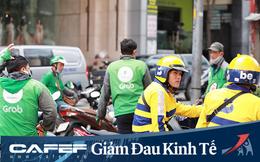 Grab, be vẫn tạm ngưng dịch vụ vận chuyển hành khách tại Tp.HCM