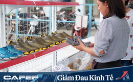 """Covid-19 khiến công ty về phụ liệu da giày dính """"đòn kép"""", giảm 50% sản lượng"""