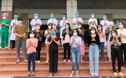 Thêm 21 bệnh nhân mắc COVID-19 được công bố khỏi bệnh
