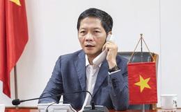 Bộ trưởng Công Thương điện đàm xử lý ùn tắc hàng hóa tại biên giới