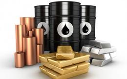 Thị trường ngày 17/04: Vàng đảo chiều giảm, giá dầu ở đáy 18 năm