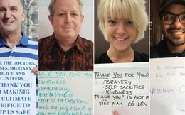 """Người nước ngoài ở Việt Nam đồng loạt gửi thông điệp ý nghĩa giữa đại dịch Covid-19: """"Cảm ơn đã giúp cho chúng tôi được an toàn"""""""