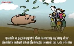 """Từ câu chuyện nội chiến gia đình vì chữ """"tiền"""" đến bí mật dạy con thành công đáng ngẫm: """"Nếu con cái tài giỏi hơn tôi, để lại tiền cho chúng là không cần thiết. Nếu chúng bất tài, tiền nhiều chỉ làm hư chúng"""""""