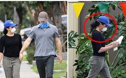 """Meghan Markle bị soi cố tình diễn trước ống kính khi thân mật với chồng ở Mỹ và lộ chi tiết """"mất điểm"""""""