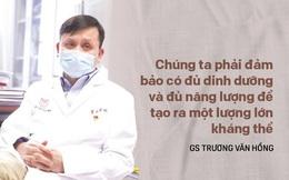 GS đầu ngành Trung Quốc: Để chống lại Covid-19, nên làm một việc rất quan trọng để tăng kháng thể