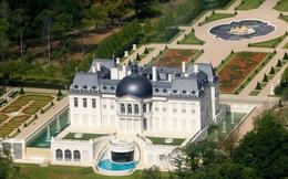 Choáng váng với lâu đài đắt giá của Thái tử Saudi Arabia