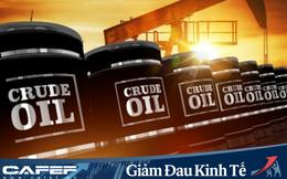 Dự báo sốc: Giá dầu có thể giảm xuống...dưới mức 0 USD