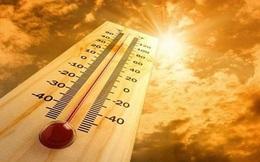 Tây Bắc Bộ, Bắc và Trung Trung Bộ nắng nóng trên diện rộng