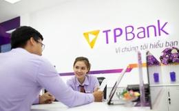 TPBank báo lãi tăng 19% trong quý I, tiền gửi giảm 3%