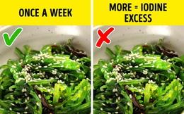 """Dù """"bổ béo"""" đến mấy mà sử dụng """"quá liều"""" 8 thực phẩm này thì cũng gây tổn hại cho sức khoẻ"""