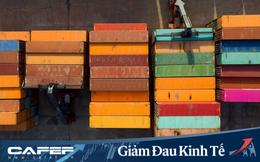 """Bloomberg: Ngành logistics """"thấm đòn"""" Covid-19, các lô hàng container trên toàn cầu sẽ giảm 30% trong vài tháng tới"""