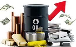 Thị trường ngày 21/5: Giá dầu bật tăng hơn 4%, đồng và cao su cao nhất 2 tháng